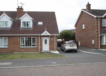 Thumbnail 3 bed semi-detached house for sale in Lime Trees, Ballynahinch, Down