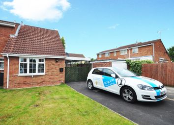 Thumbnail 1 bed semi-detached house to rent in Bradshaw Meadow, Hatton, Derby