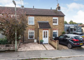 Station Road, Chertsey KT16. 2 bed terraced house