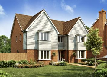 "Thumbnail 5 bedroom detached house for sale in ""Evesham"" at Langmore Lane, Lindfield, Haywards Heath"