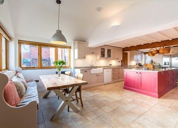 Thumbnail 5 bed detached house for sale in Coughton Fields Lane, Alcester, Warwickshire