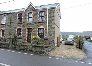 Thumbnail 3 bed end terrace house for sale in Pentwyn Road, Betws, Ammanford