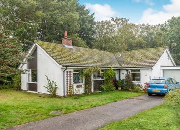 Thumbnail 3 bedroom bungalow for sale in Mildenhall, Suffolk