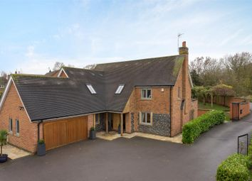 Thumbnail 4 bed detached house for sale in Hardy Court, Seagrave, Loughborough