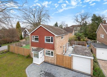 4 bed detached house for sale in Graylands Close, Horsell, Woking GU21