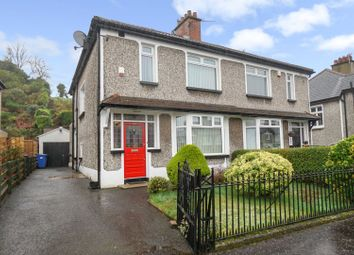 Thumbnail 3 bed semi-detached house for sale in Galwally Park, Belfast