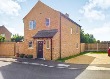 Thumbnail 3 bed detached house for sale in Harold Road, South Witham, Grantham