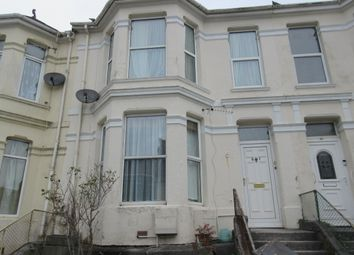 Thumbnail 1 bed flat to rent in Neath Road, St. Judes, Plymouth