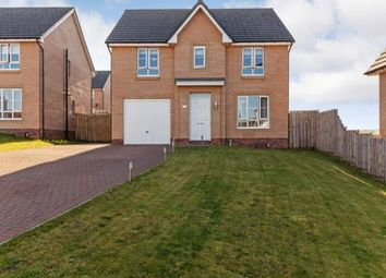 Thumbnail 4 bed detached house for sale in Manse Road, Stonehouse, Larkhall, South Lanarkshire