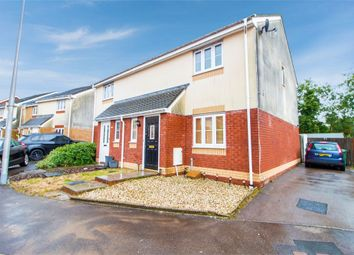Thumbnail 3 bed semi-detached house for sale in Churchwood, Griffithstown, Pontypool, Torfaen