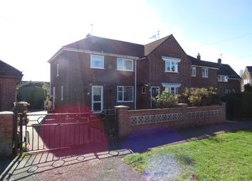 Thumbnail 3 bed end terrace house for sale in West Glebe Road, Corby