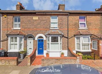 Thumbnail 2 bed terraced house for sale in Cavendish Road, St Albans, Hertfordshire