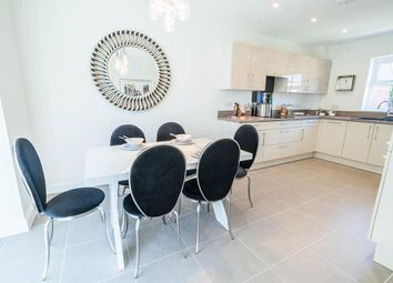 Thumbnail 3 bed detached house for sale in Broad Road, Hambrook, West Sussex