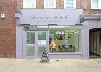 Thumbnail Restaurant/cafe to let in Apple Market, Kingston Upon Thames