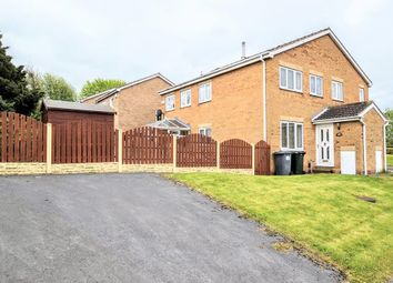 Thumbnail 2 bed semi-detached house for sale in Redcliffe Close, Barnsley