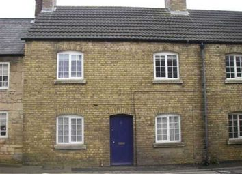 Thumbnail 2 bedroom cottage to rent in Oundle Road, Weldon, Corby
