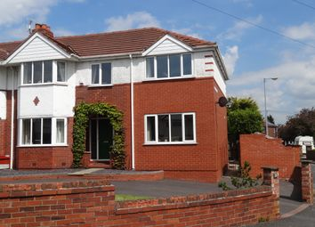 Thumbnail 4 bed semi-detached house to rent in Rutherford Road, Windle
