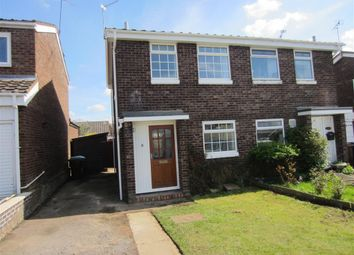 Thumbnail 2 bed semi-detached house to rent in Knightley Close, Gnosall, Stafford