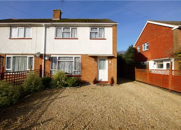 Thumbnail 3 bed semi-detached house to rent in Kingston Road, Camberley, Surrey