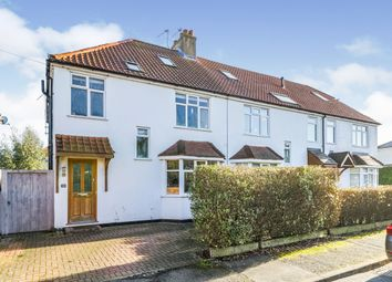 Thumbnail 4 bed semi-detached house to rent in Green Lane, Hersham, Walton-On-Thames
