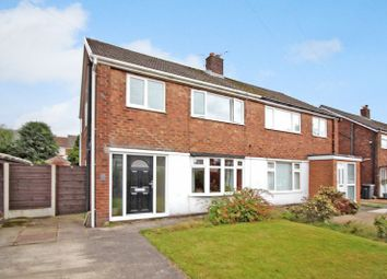 Thumbnail 3 bed semi-detached house for sale in Moor Close, Radcliffe, Manchester