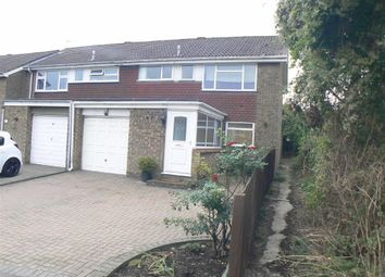 Thumbnail 3 bed end terrace house to rent in Stowting Road, Farnborough, Orpington