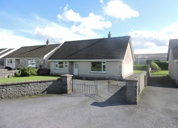 Thumbnail 2 bed detached bungalow for sale in Clynderwen
