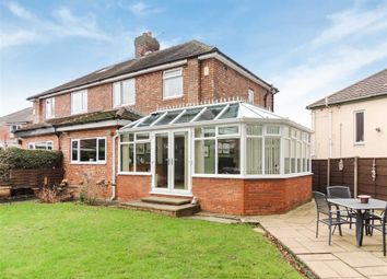 Thumbnail 3 bedroom semi-detached house for sale in The Quadrant, Romiley, Stockport