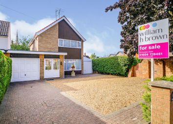 3 bed detached house for sale in The Crescent, Phippsville, Northampton NN1