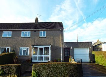 Thumbnail 3 bed semi-detached house for sale in Coronation Close, Wanstrow, Shepton Mallet