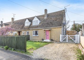 Thumbnail 4 bed end terrace house for sale in Brize Norton, Oxfordshire