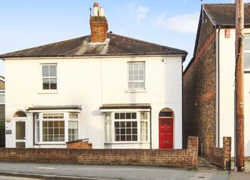 Thumbnail 2 bed semi-detached house to rent in Anyards Road, Cobham