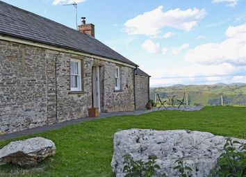 Thumbnail 2 bed cottage for sale in Trisant, Aberystwyth