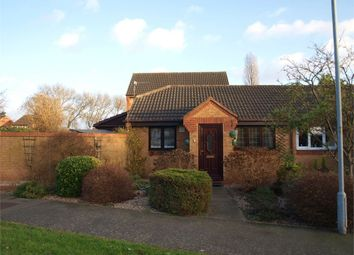 Thumbnail 1 bed semi-detached bungalow for sale in Fontwell Road, Branston, Burton-On-Trent, Staffordshire