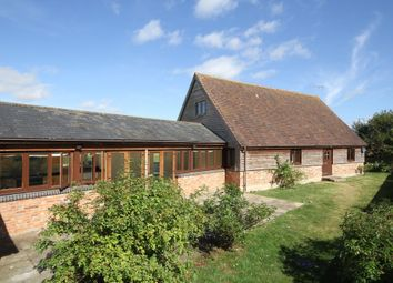 Thumbnail 4 bed barn conversion to rent in Water Lane, Ford, Aylesbury