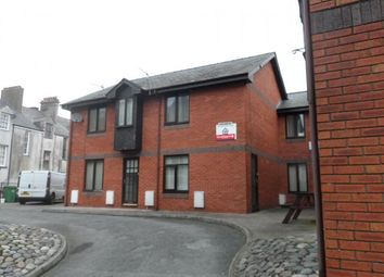 Thumbnail 2 bed town house for sale in 5, Cwrt Pafiliwn, Caernarfon