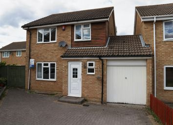 Thumbnail 3 bed detached house to rent in Sage Close, Earley, Reading