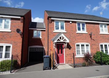 Thumbnail 4 bed semi-detached house for sale in William Barrows Way, Tipton