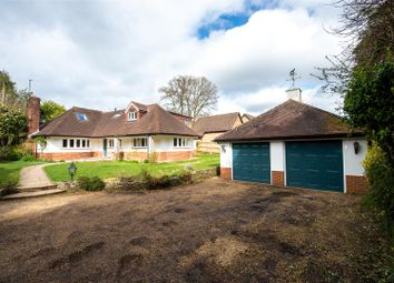 Thumbnail 5 bed detached bungalow to rent in London Road, Petersfield