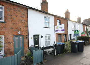 Thumbnail 4 bed terraced house for sale in St Judes Road, Englefield Green, Surrey