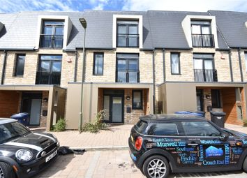 Thumbnail 3 bed terraced house for sale in Dragons Way, Barnet, Hertfordshire