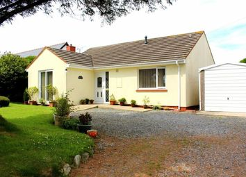 Thumbnail 2 bed detached bungalow for sale in Hayscastle Cross, Hayscastle, Haverfordwest