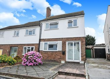 3 bed semi-detached house for sale in Homefield Close, Swanley, Kent BR8