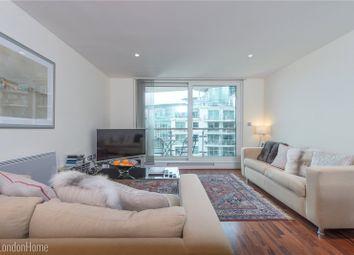 Hamilton House, St George Wharf, Vauxhall SW8. 2 bed flat for sale