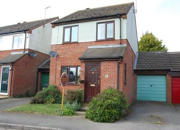 Thumbnail 3 bedroom detached house for sale in William Road, Long Buckby, Northampton