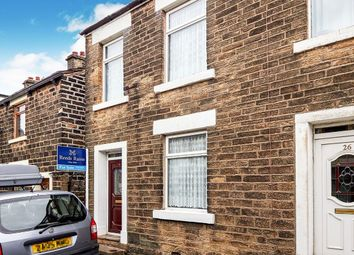 Thumbnail 3 bed terraced house for sale in Hadfield Road, Hadfield, Glossop