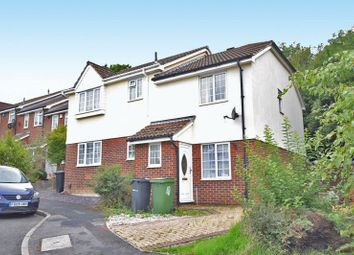 Thumbnail 1 bed terraced house to rent in Willow Rise, Downswood, Maidstone