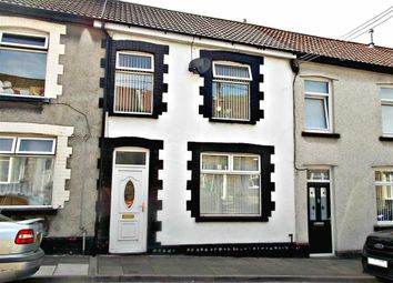 Thumbnail 3 bed terraced house for sale in Wood Street, Cilfynydd, Pontypridd