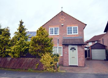Thumbnail 4 bed detached house for sale in Millside, Norton, Malton