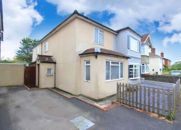 Thumbnail 3 bedroom semi-detached house for sale in Marne Road, Southampton